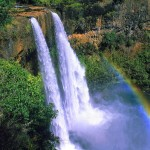 Hawaii - Rainbow Falls