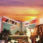 Las Vegas - Mirage Volcano Casino
