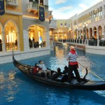 Las Vegas - Venetian Forum Canal